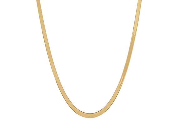 Silk Herringbone Chain (3mm)