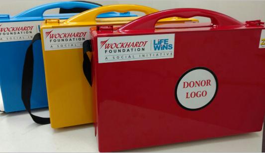 zab bag donor wockhardt foundation NGO