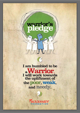 pledge wockhardt foundation NGO