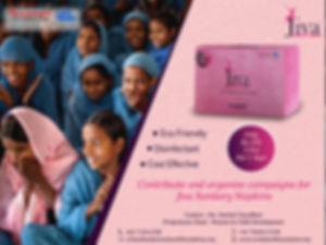 JIVA-Sanitary-Napkins wockhardt foundation NGO