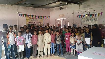 Literacy wockhardt foundation NGO