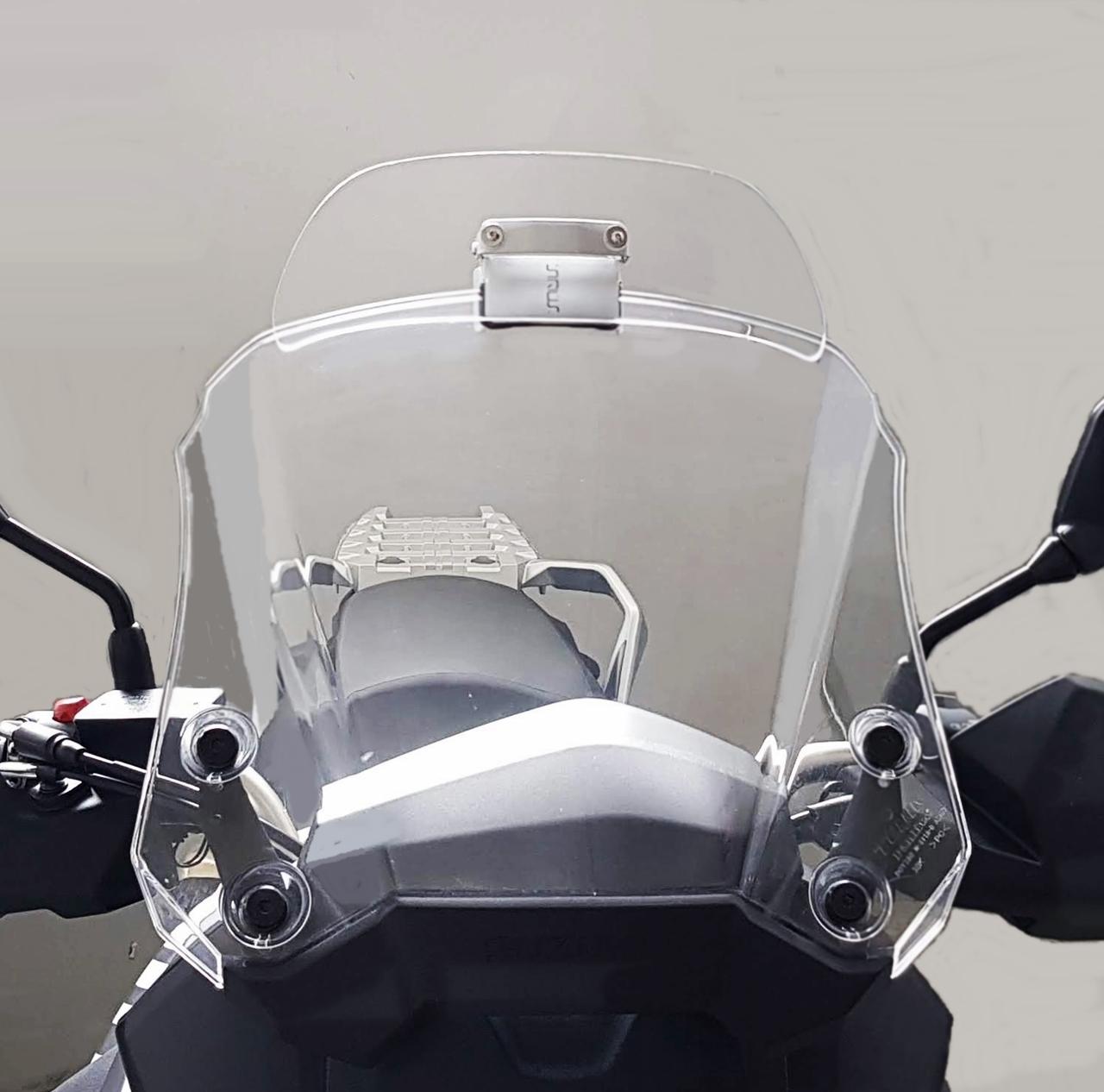 Suzuki Vstrom 650 XT 2019 f1