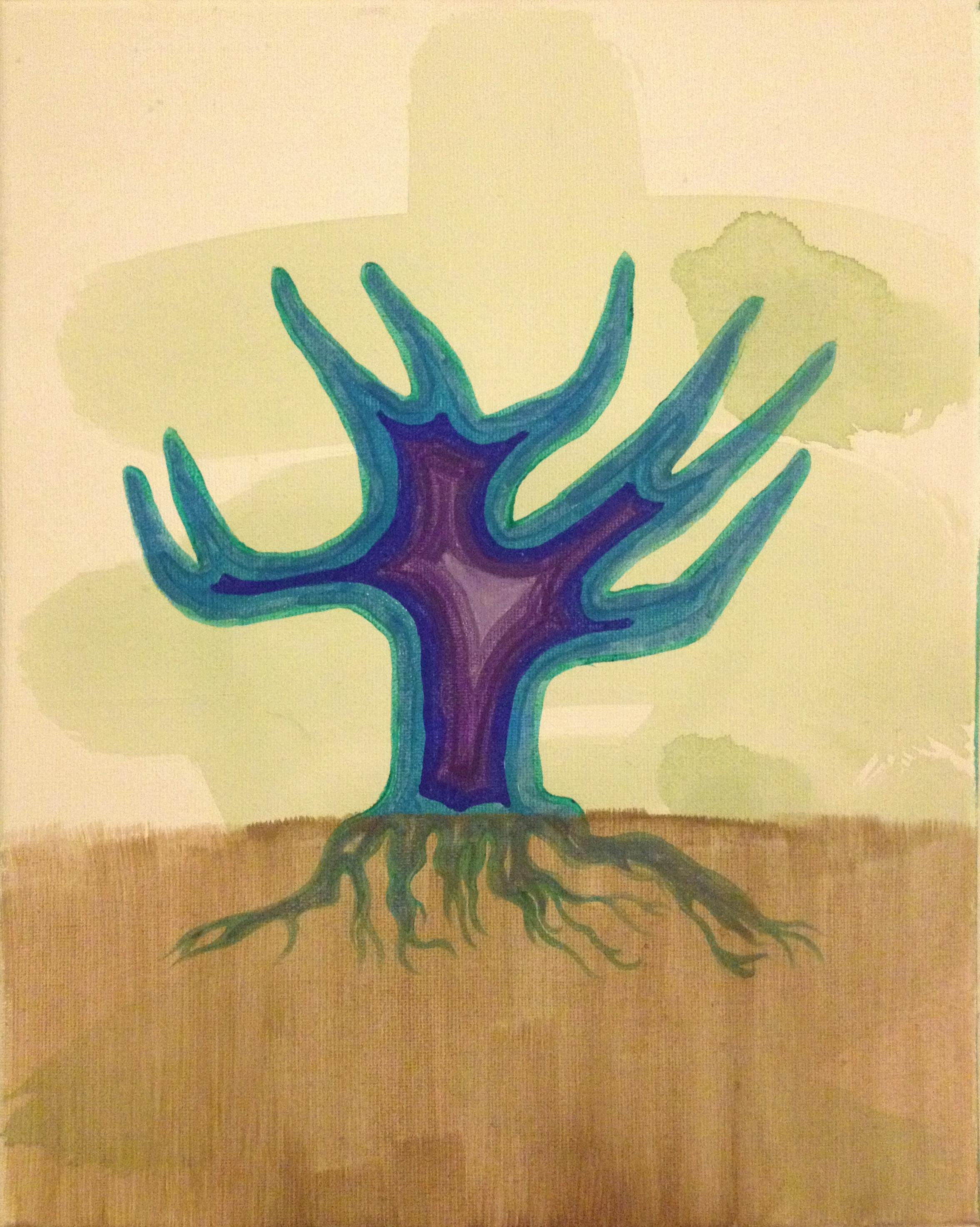 Tree Series I - Untitled 1