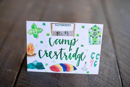 Crestridge Stationery