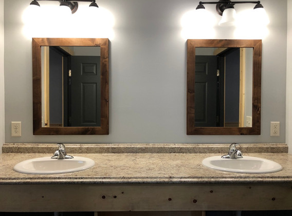 New double sinks