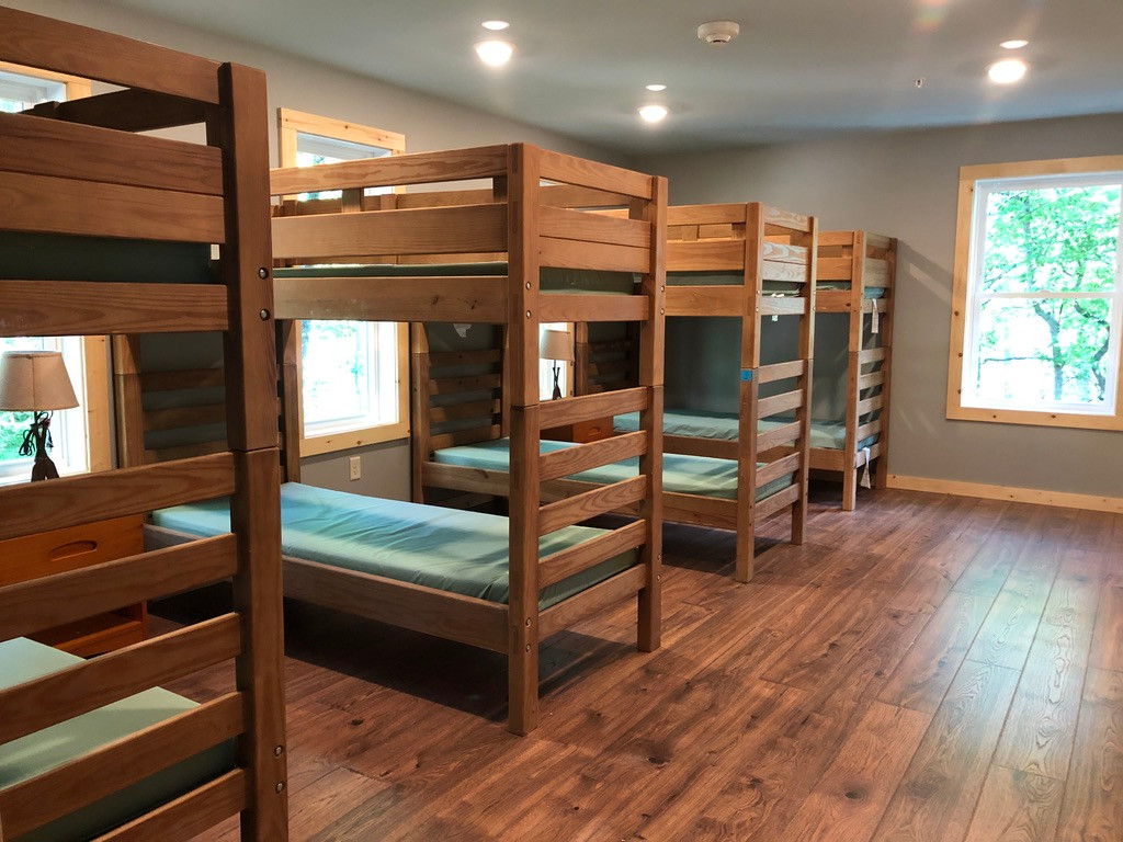 New beautiful bunk beds