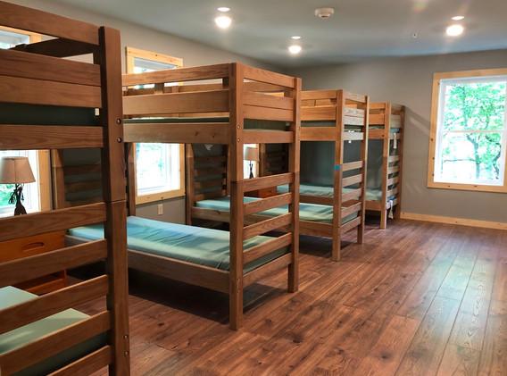 New beautiful bunk beds