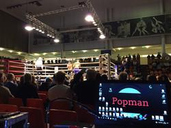EM -nyrkkeilyotteluottelu