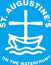 St Augustine LogoBlueBackTrue.jpg