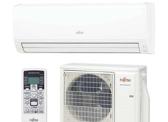 Climatiseur réversible Fujitsu ASY 50 UI-KL gaz R32 5.2 kW