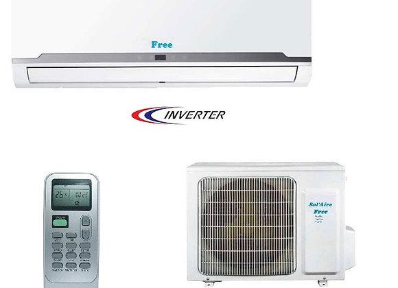 Climatiseur réversible Free Sol'Aire 3.5 kW
