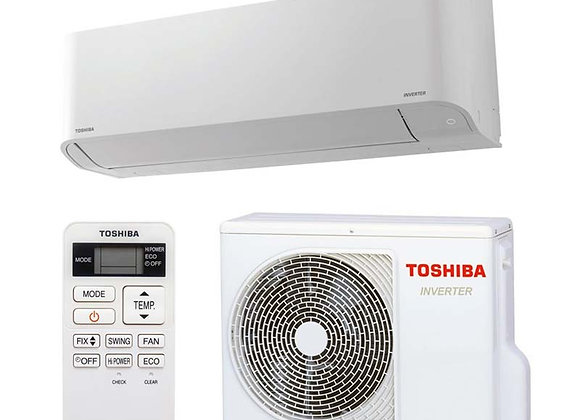 Climatiseur réversible Toshiba MIRAI 10 gaz R32 2.5 kW