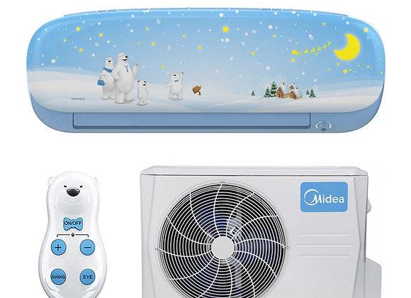 Climatiseur réversible Midea KID STAR 26 BLUE