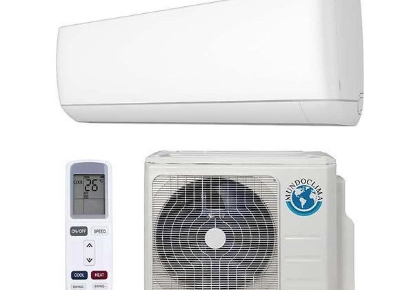 Climatiseur réversible Mundo Clima 09-H8 gaz R32 2.5 kW