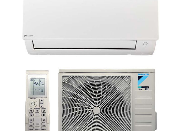 Climatiseur réversible Daikin Sensira TXC50B gaz R32 5.1 kW