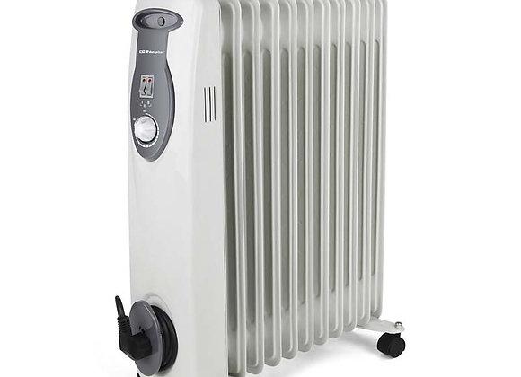 Radiateur bain d'huile RA 2500 E - 2500 W