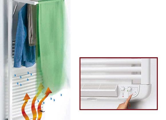 Porte-serviettes électrique avec ventilateur thermique CE04677