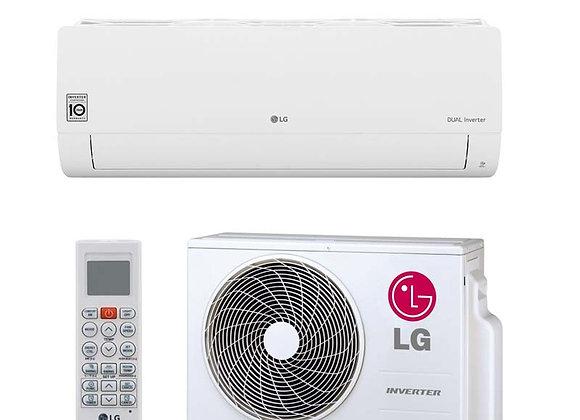 Climatiseur réversible LG Confort S12EQ gaz R32 3.5 kW