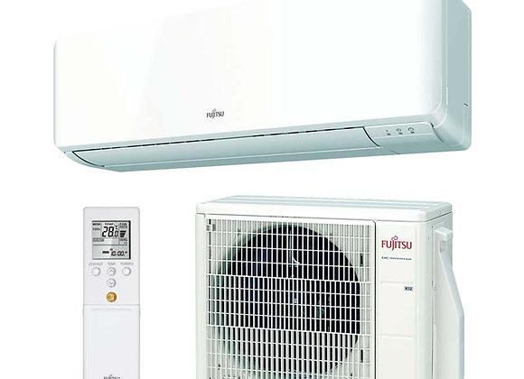 Climatiseur réversible Fujitsu ASY 50 UI-KM LARGE gaz R32 5.2 kW