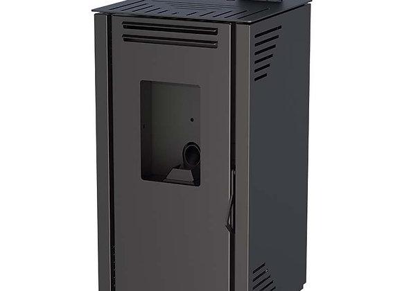 Poêle à granulés 7,5kW Boreal 6 noir - CE17931