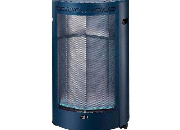 Chauffage d'appoint à gaz butane flame bleu Merca-Blue MT01546
