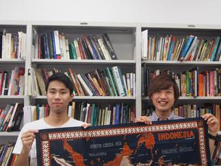 加藤ゼミの小貫と鈴木が総合政策学部主催のプロジェクト奨学金に採用されました。