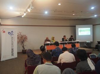 加藤教授がイスラーム関連の出版発表会にコメンテーターとして出席しました。
