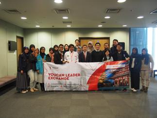加藤教授がインドネシアの若者に講演を行いました
