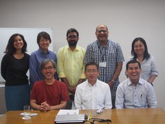 加藤教授がAsian Leadership Fellow Programで講師を務めました。
