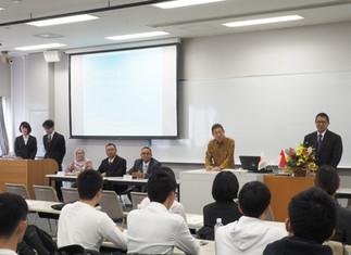 加藤久典教授が国際セミナーを開催