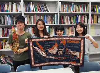 加藤ゼミ生が総合政策学部2017年度プロジェクト奨学金を獲得しました。