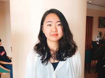 2年生の大野遥菜さんが、インドネシア文化・芸術プログラムの日本代表に選出