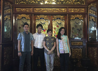 ゼミ生がガルーダ・インドネシア航空でインターンを行いました。