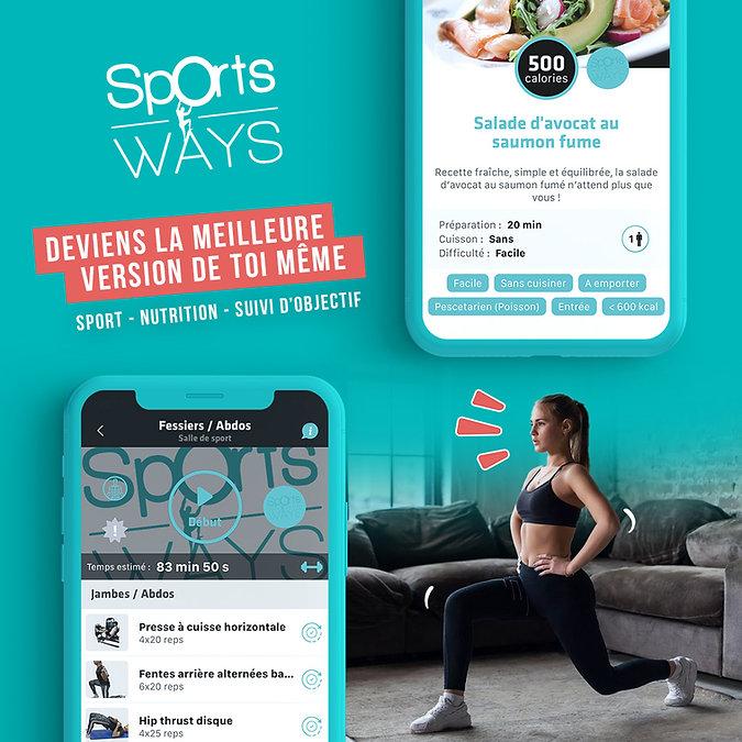 application sportsways