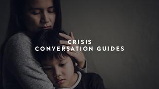 Crisis Conversation Guide