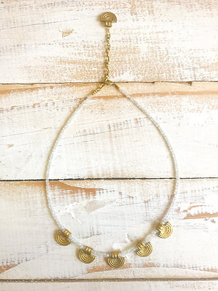 The Sum Moonstone Necklace