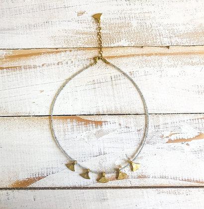 The Ella Labradorite Necklace