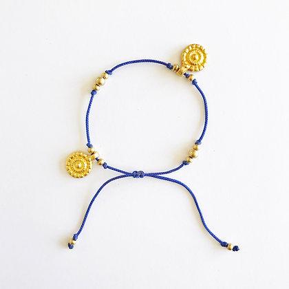 Melody Bracelet Blue