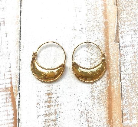 Daila Ouro earrings