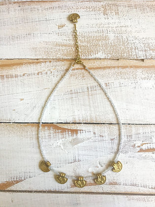 The Sum Labradorite Necklace