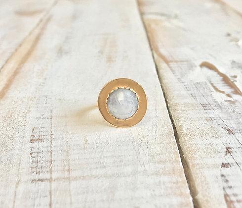 Bloom Moonstone Ring