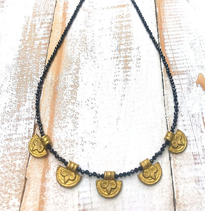 The Sum Black Onyx Necklace