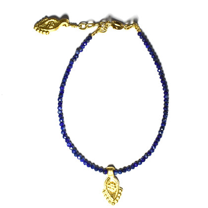 Bundi Bracelet ; Lapis Lazuli