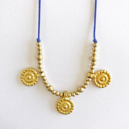 Melody Blue Necklace