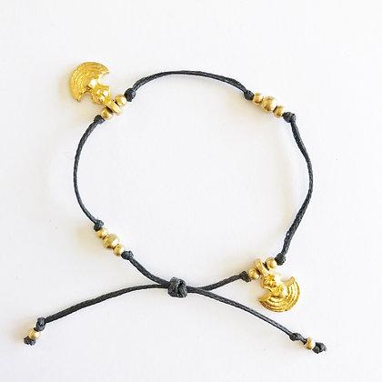 Arca Bracelet Black