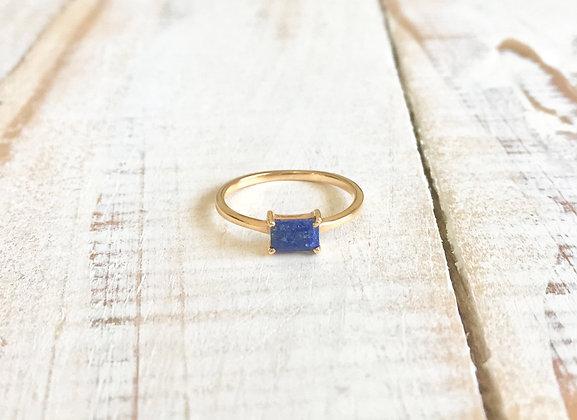 Pala Lapis Lazuli Ring