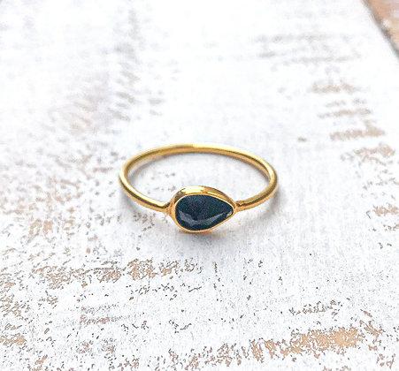 Dodo Black Onyx ring