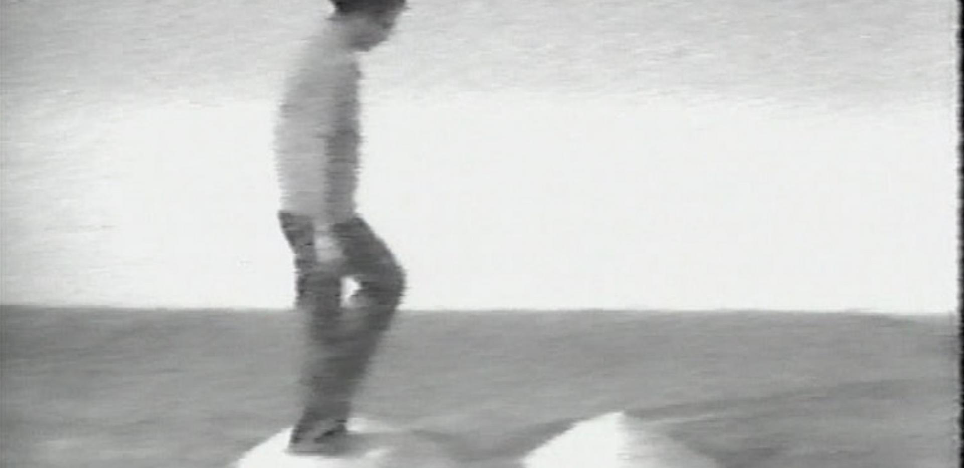 Micha Ullman, Place, 1975. Still from single-channel video. Photo: Uri Bar Zemer.