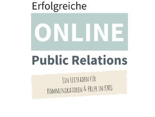 Buchtipp: Ratgeber zur Online-PR von Steffi Kowalski