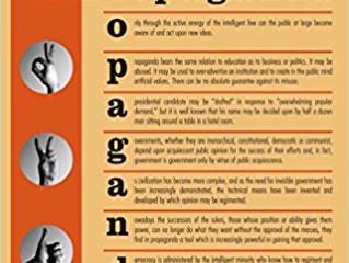 Buchtipp: Edward Bernays, der Spin-Doctor, »Propaganda«